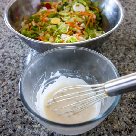 Grandma Evert's Salad Dressing