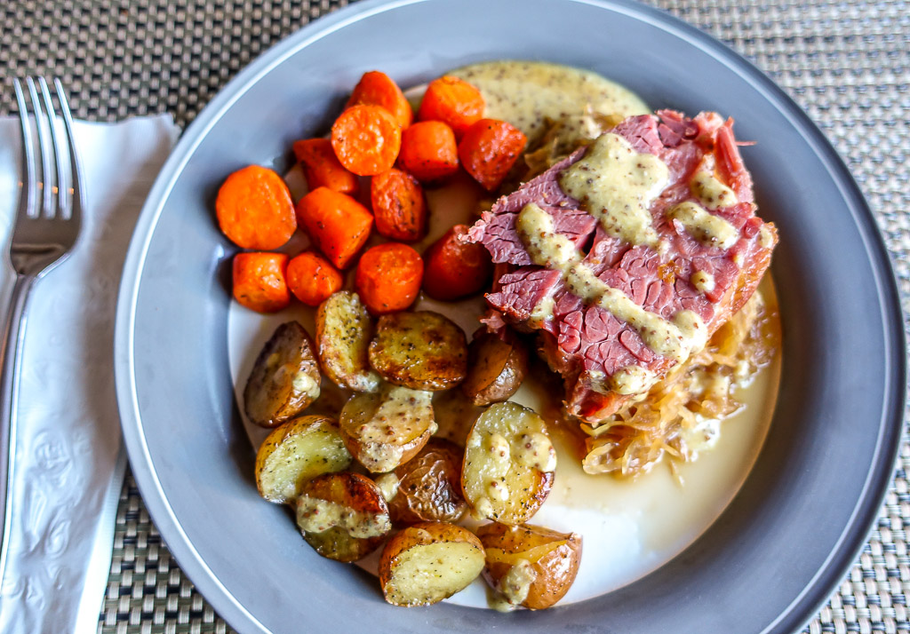 Guinness Corned Beef - Real Food Finds